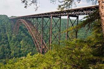 Charleston New River Gorge Bridge