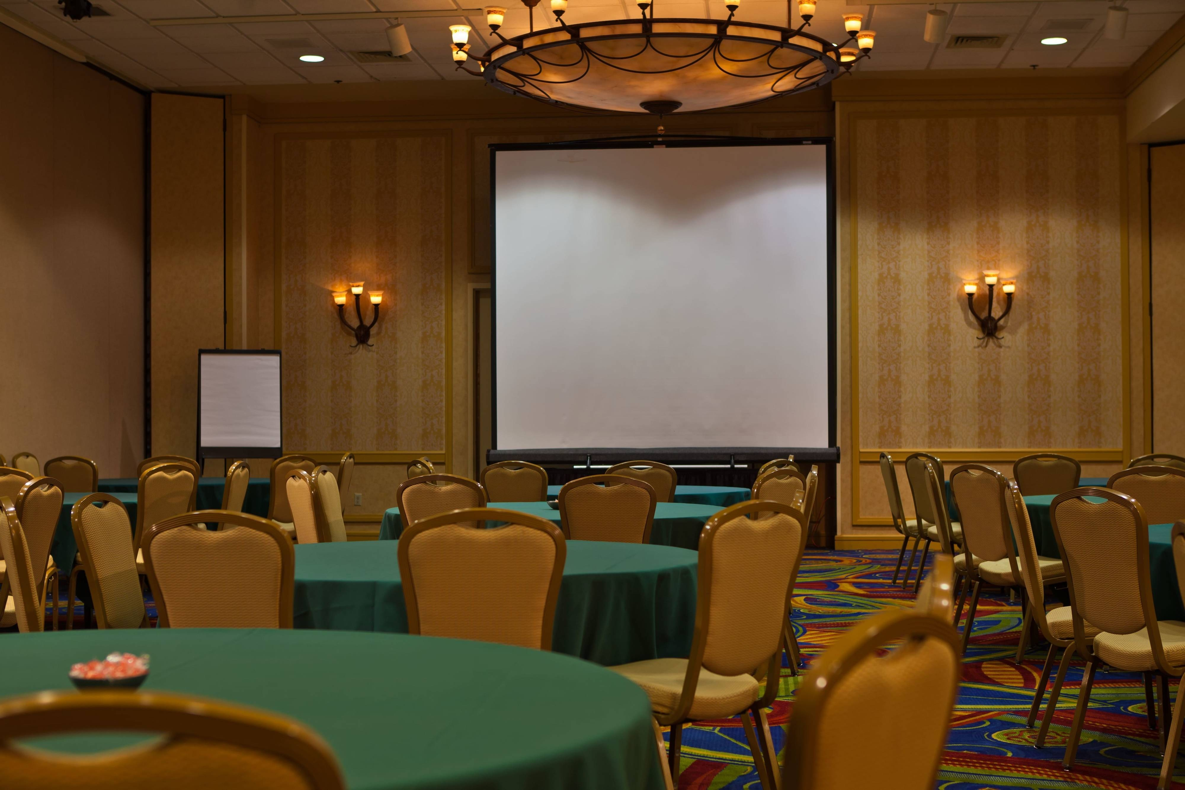 Charleston Hotel Ballroom Meeting Space