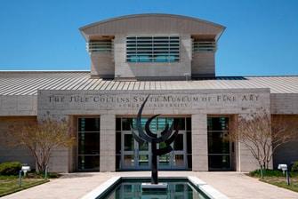 Auburn University fine art museum