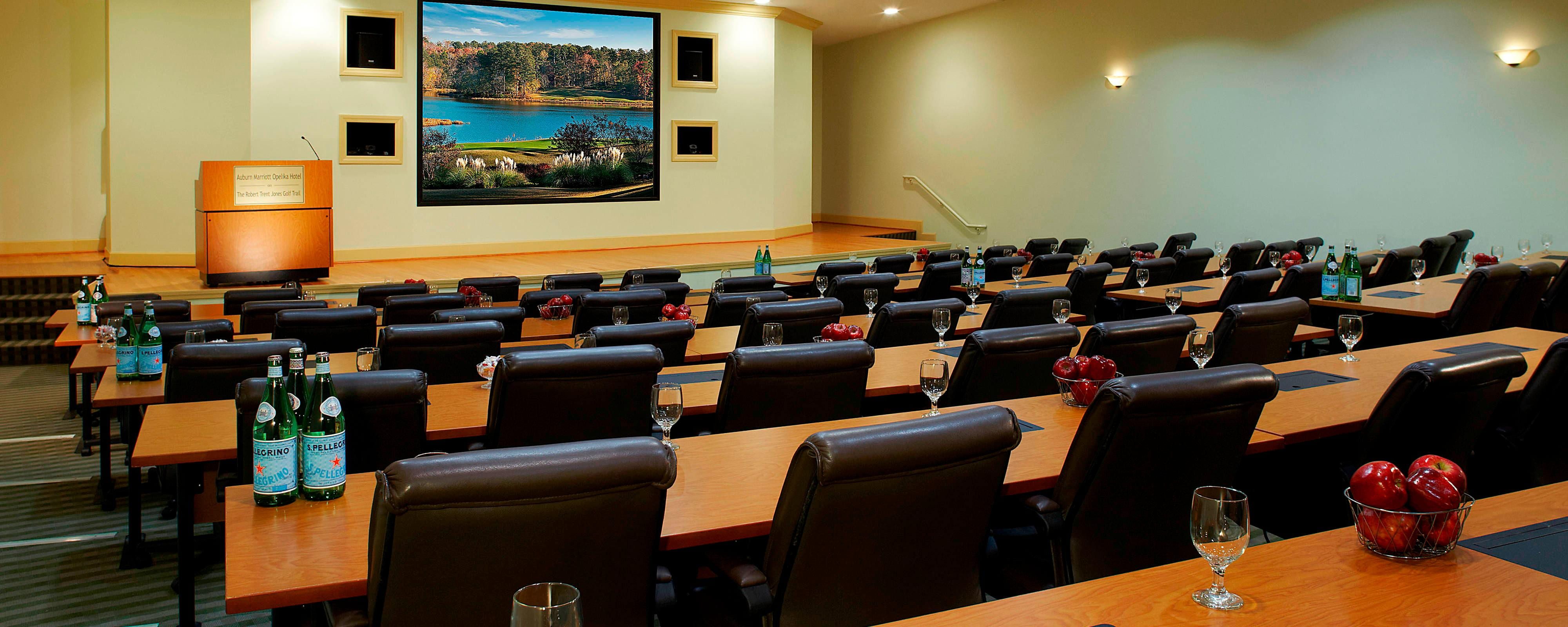 Auburn, Alabama meeting room