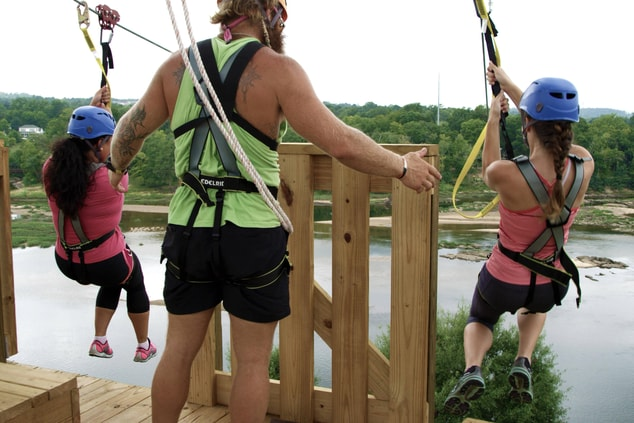 Zip Lining, Nearby Attractions