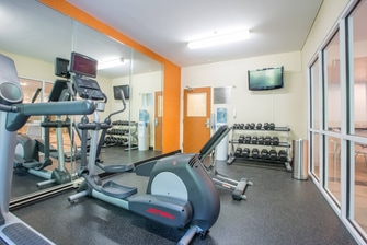 Columbus, GA hotel fitness center