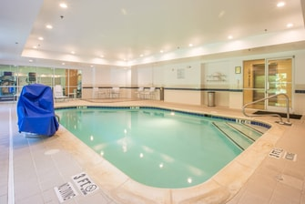 Indoor pool Columbus, GA hotel