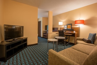 Suite in Columbus, GA hotel