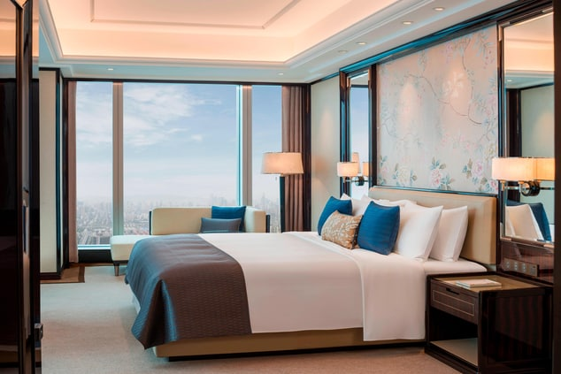 Caroline Astor Suite - Bedroom