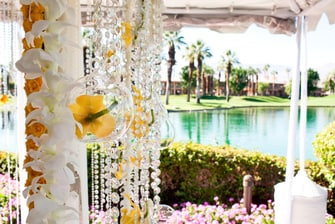 Palm Desert Wedding Ceremony