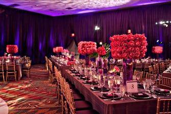 Wedding Reception in Palm Desert, CA