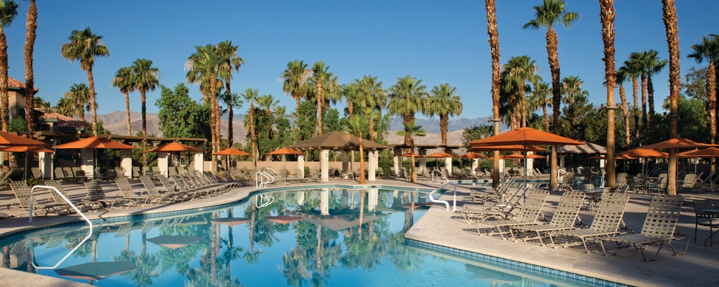 Palm Desert Resort Outdoor Pool