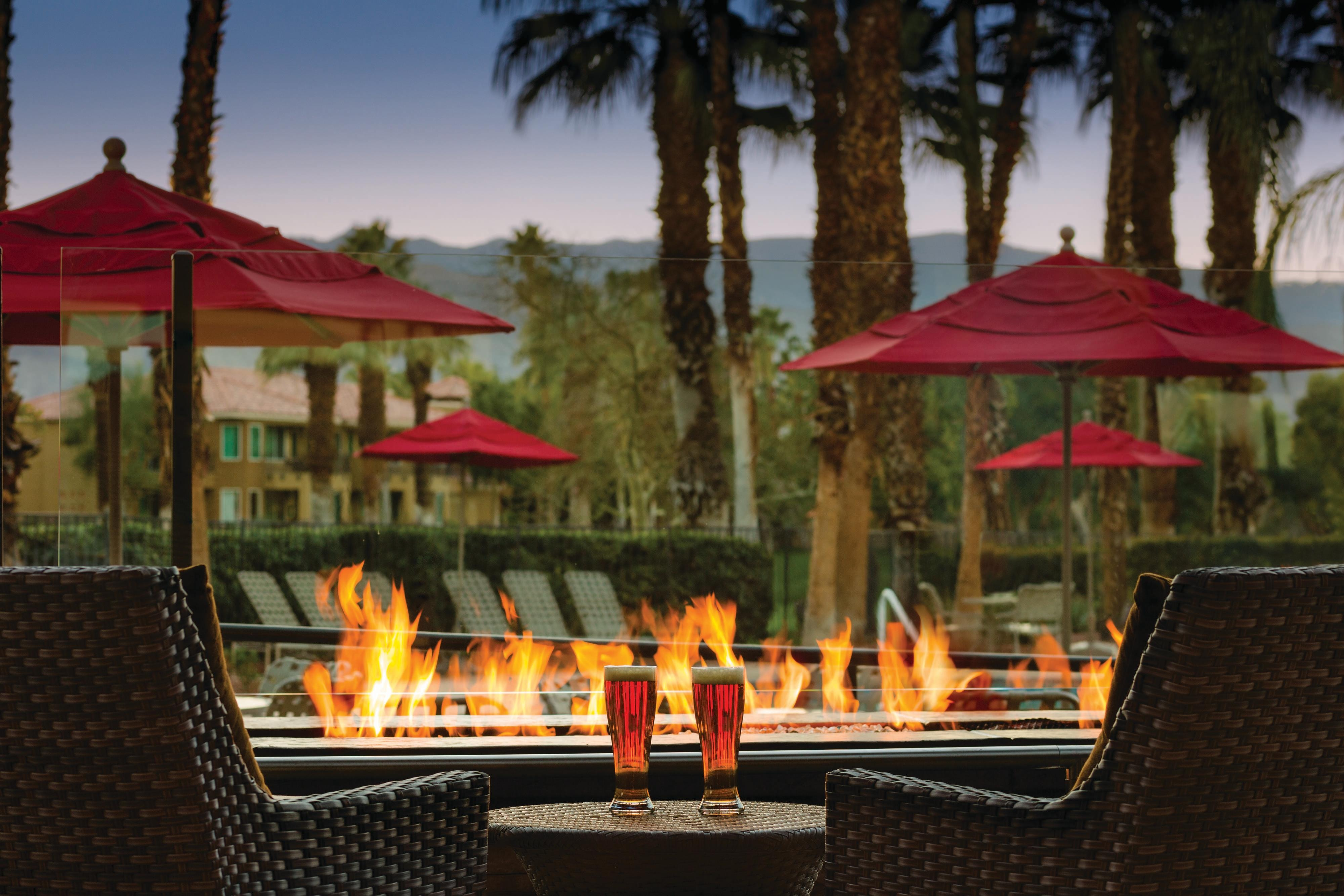 Clubhouse Fire Pit