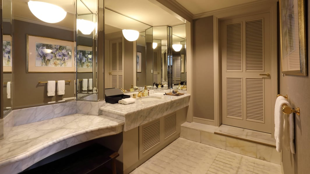 Kiroro Suite - Bathroom