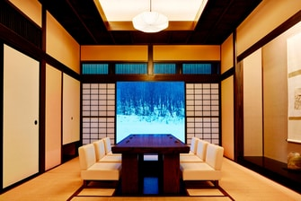 Fuga Private Dining Room