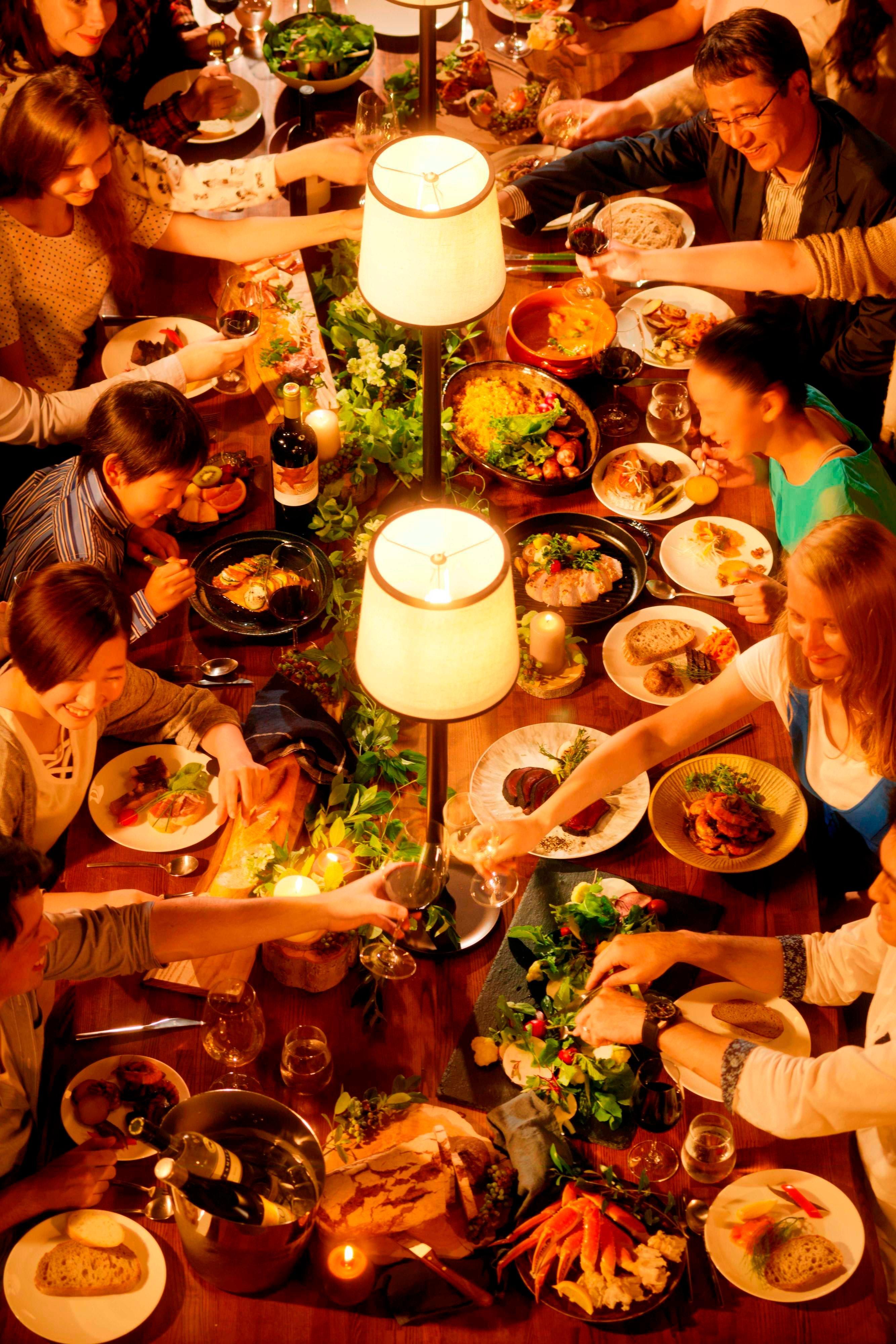 Atrium Dinner