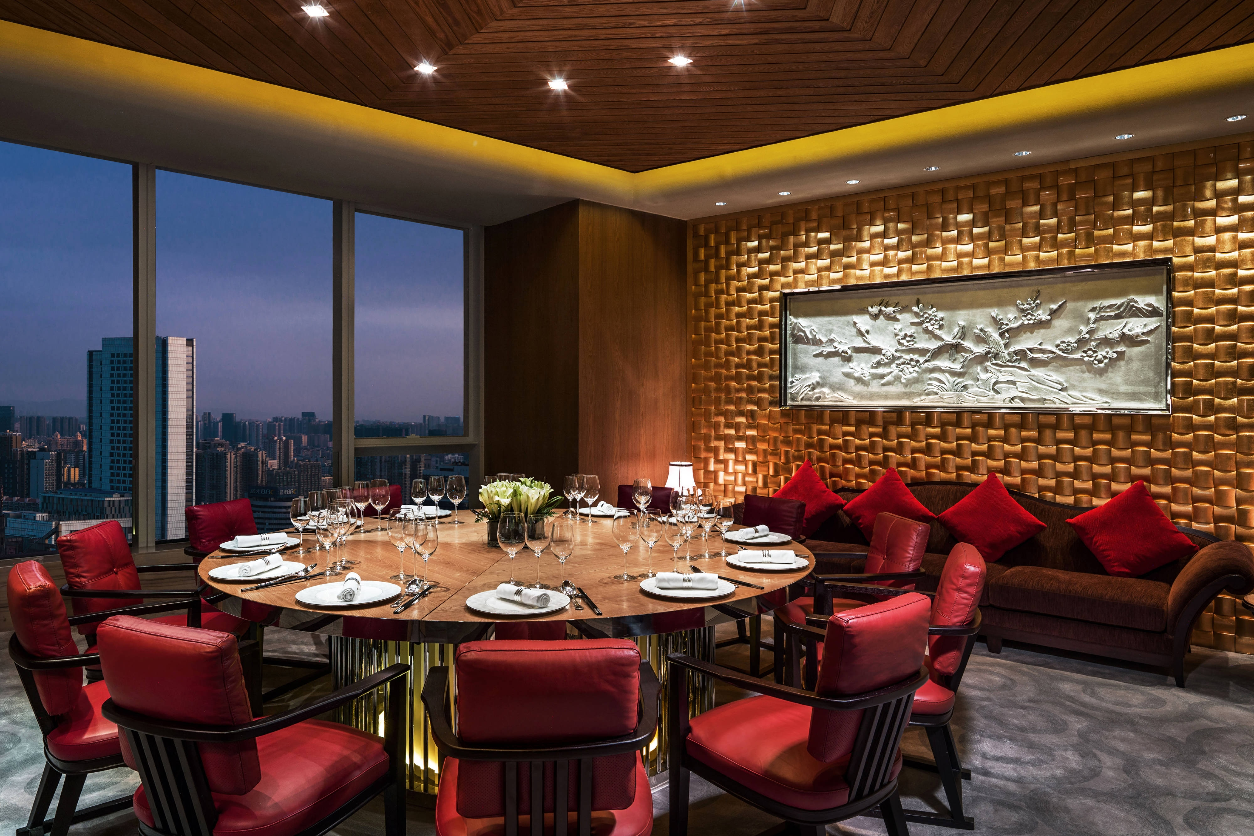 Yun Fu Private Dining Room - Qian Hu
