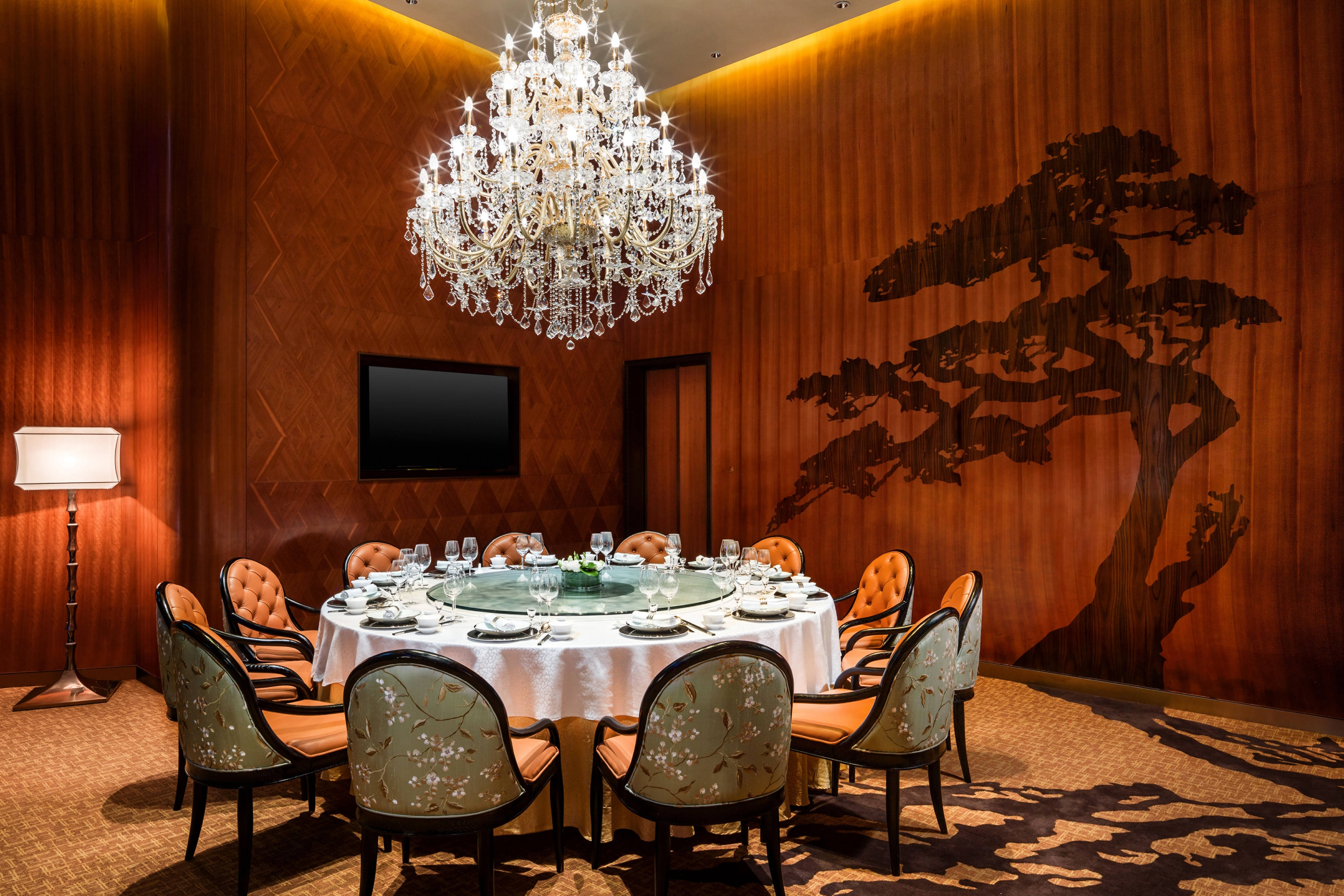 Yan Ting Private Dining Room