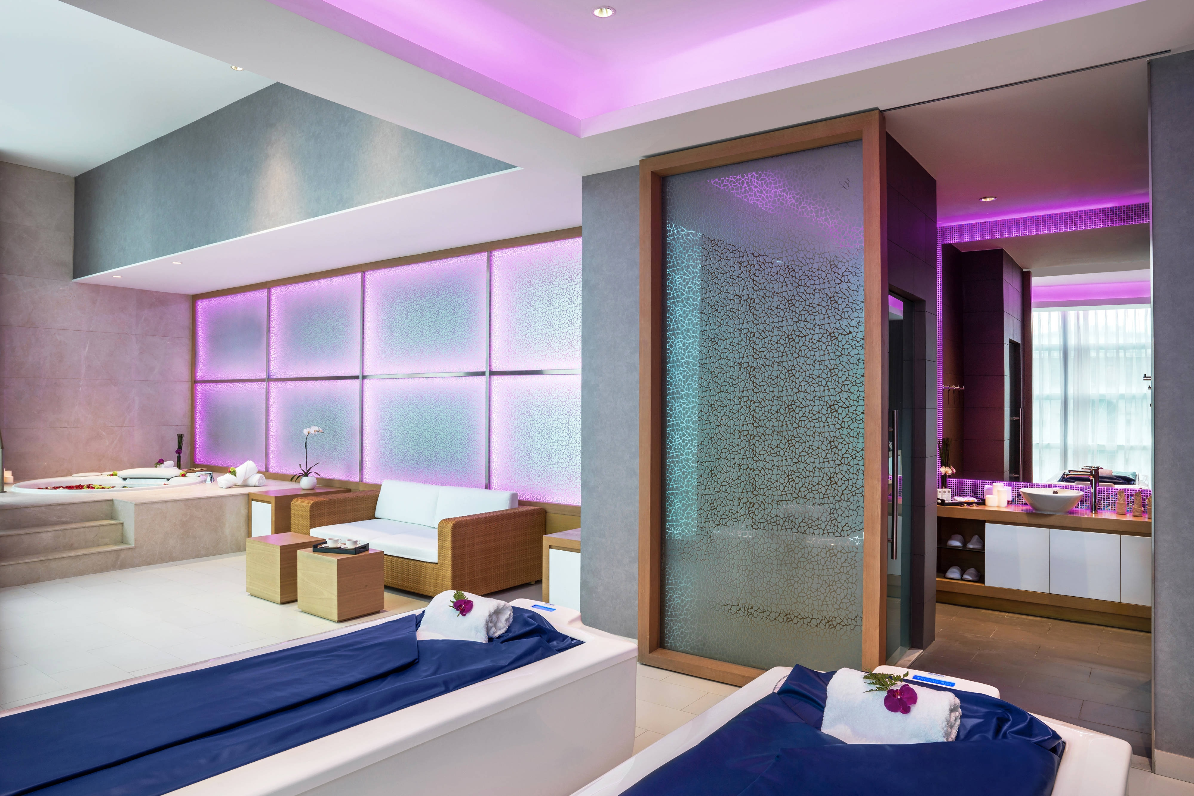 Iridium Spa - Treatment Room