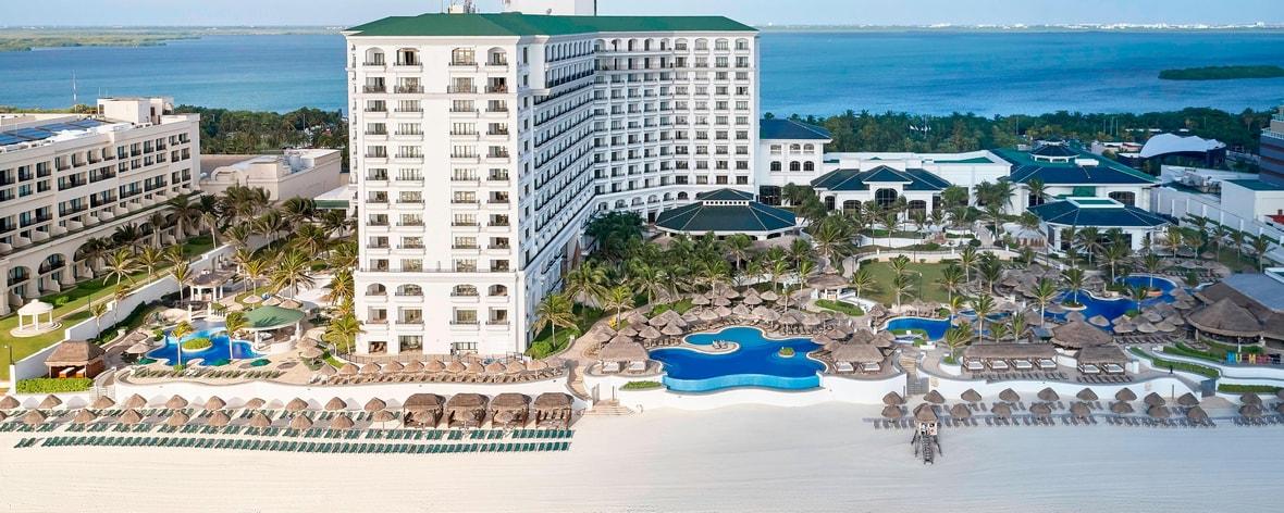 Cancun Beach Resorts Jw Marriott Cancun Resort Amp Spa