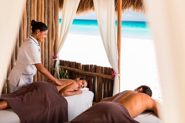 Cancun Beachfront Massage