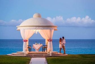 Cancun Private Beach Dinner