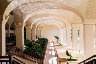 Cancun Marriott Hotel Grounds