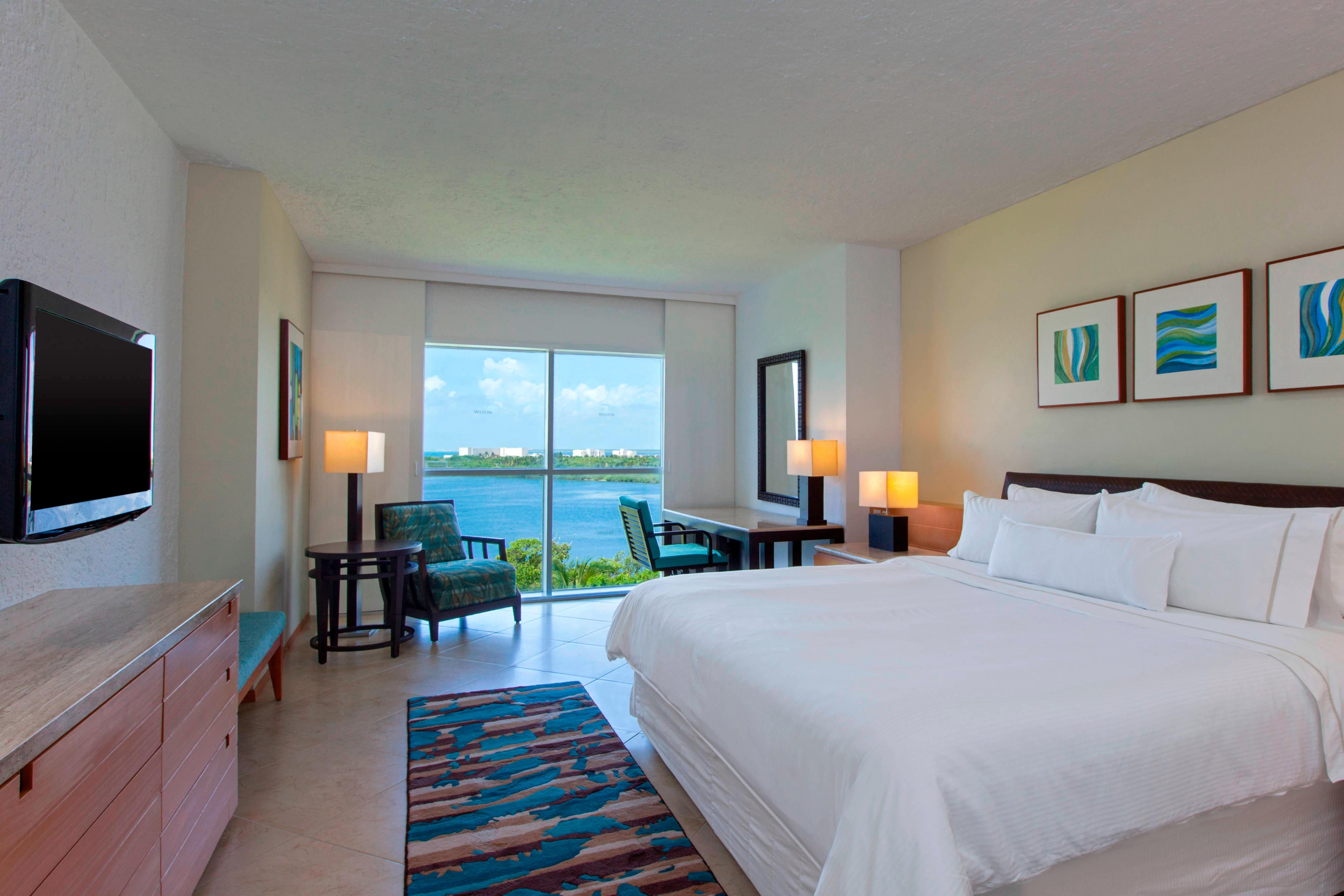 Deluxe Room - Lagoon View