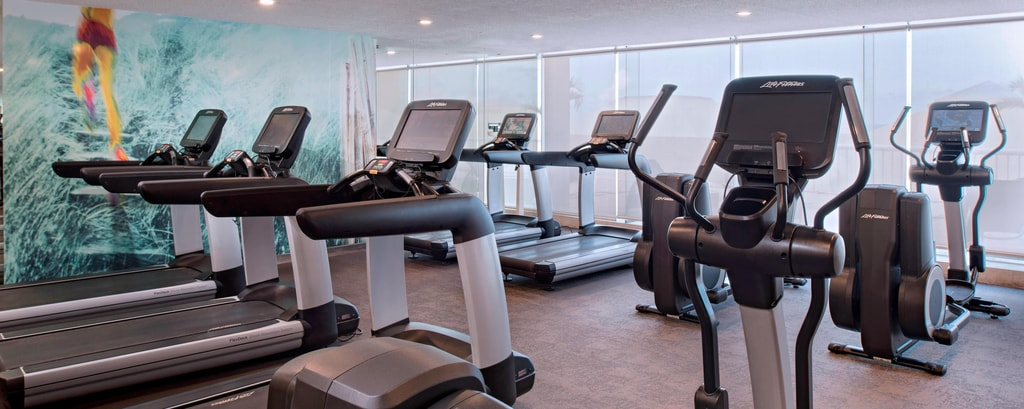 Espace fitness Westin Workout