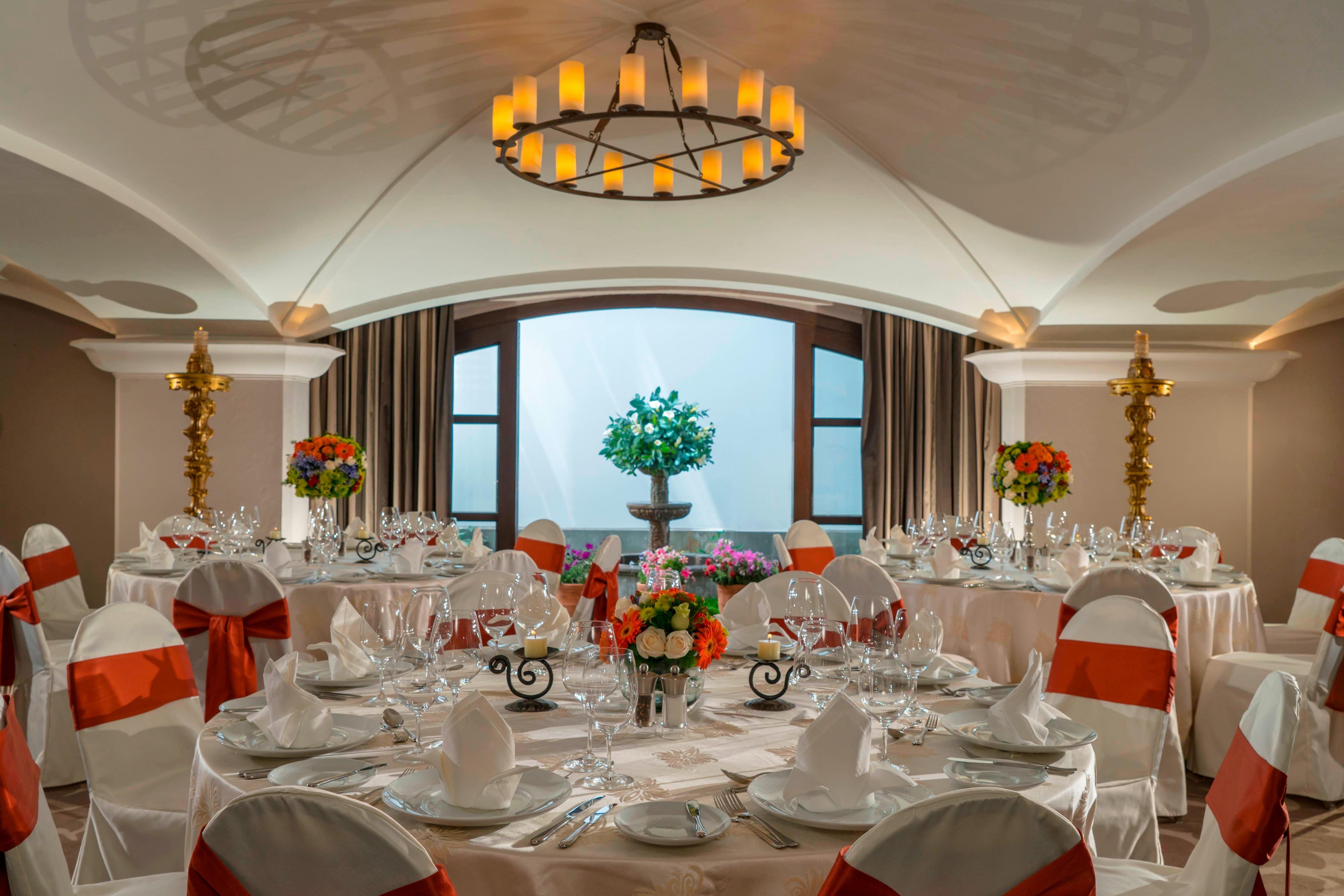 Kero Banquet Wedding