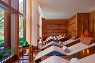 The Spa at Tambo del Inka - Relaxing Room