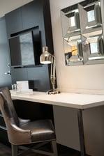 Cincinnati hotel room work desk