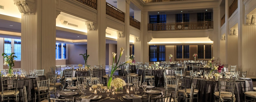 Downtown Cincinnati Wedding Venues Renaissance