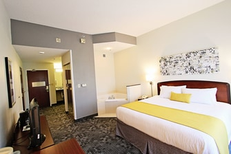 King Whirlpool Guest Room