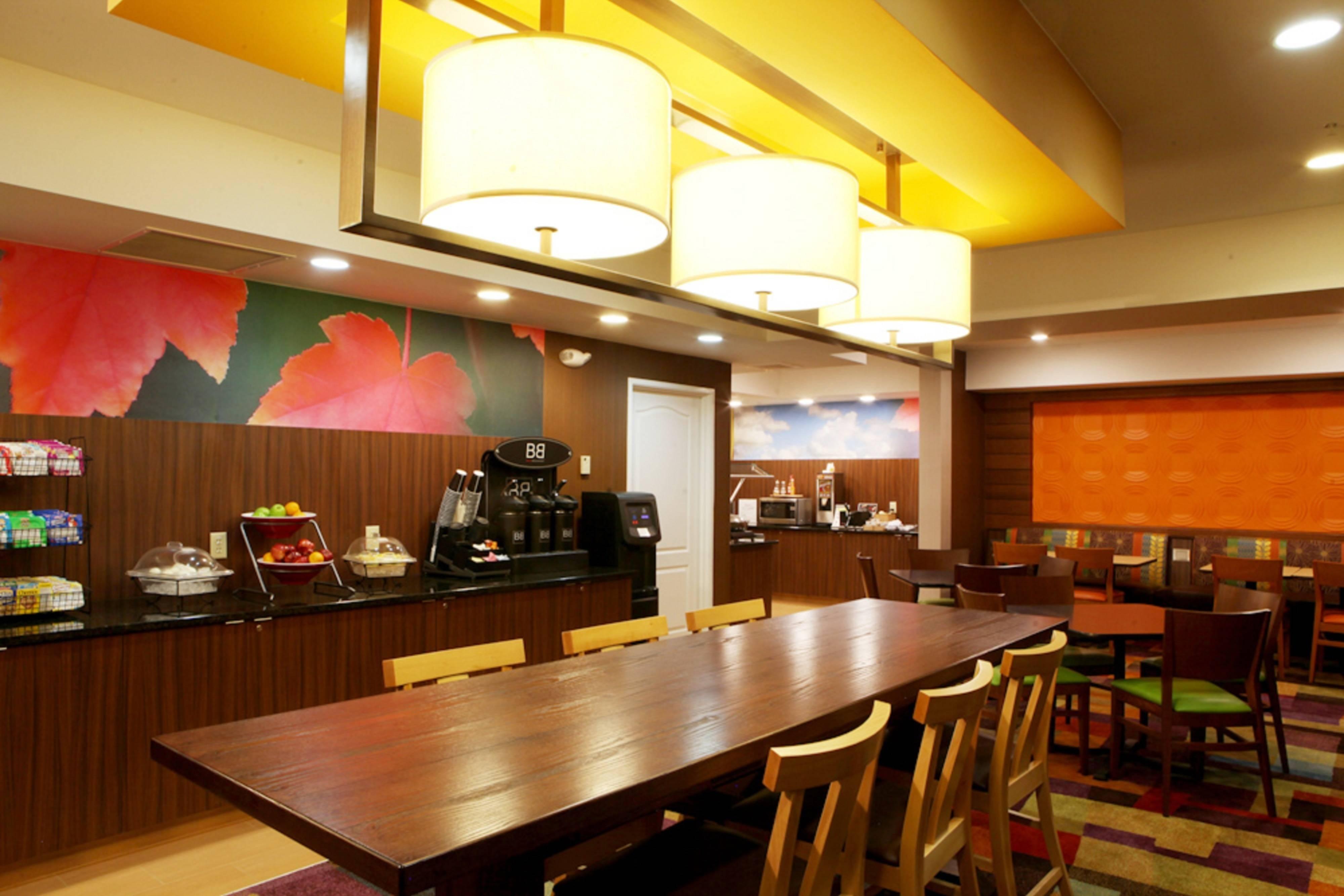 Dining Area Lobby Brekfast