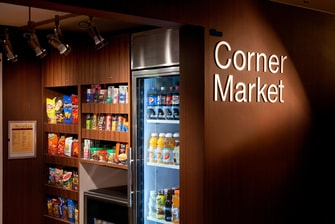 Snacks Treats Corner Market