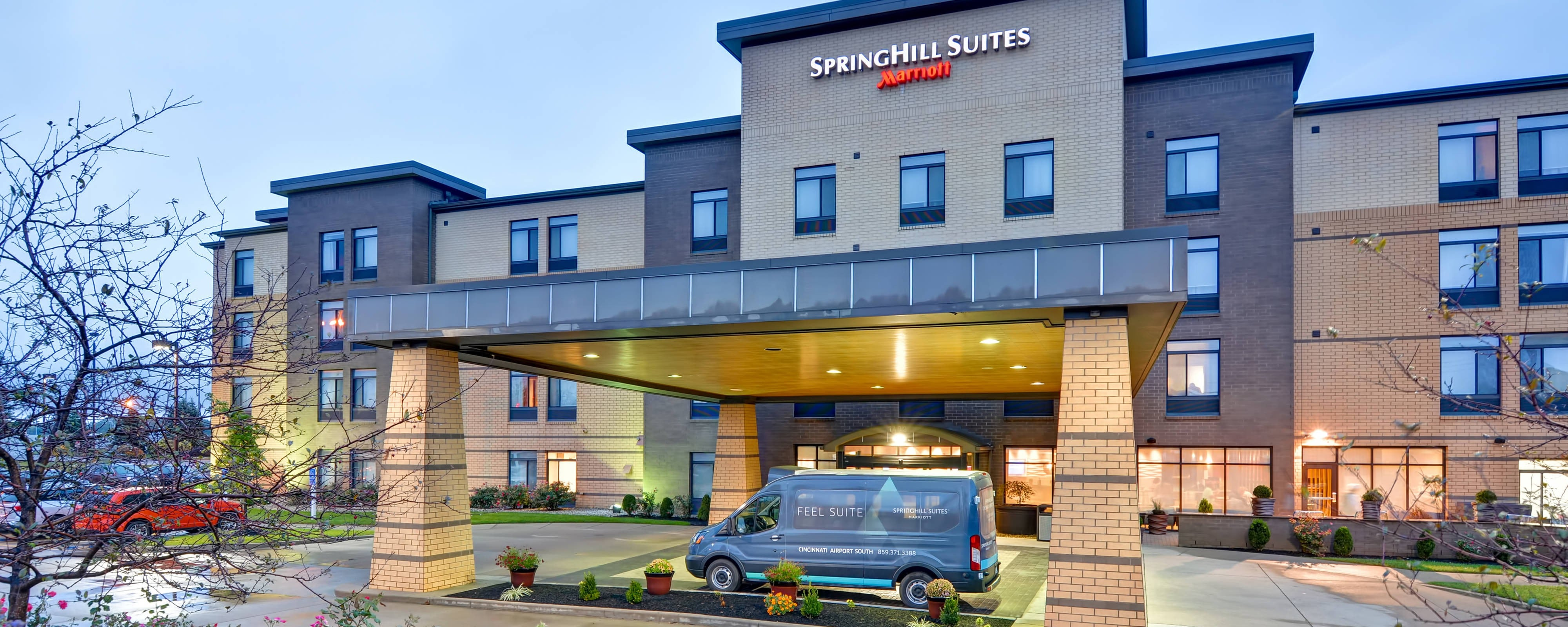 Hotel Near Cincinnati Airport Springhill Suites South An All In Florence Ky
