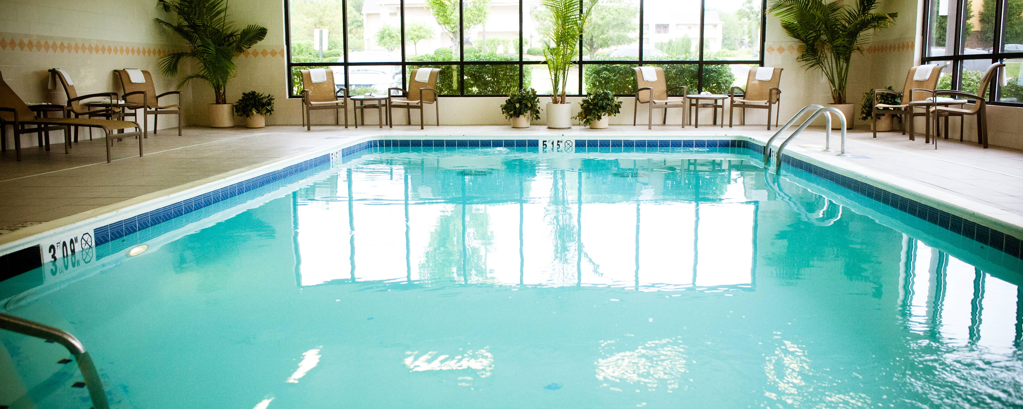 Fairfield Inn & Suites Cincinnati Indoor Pool