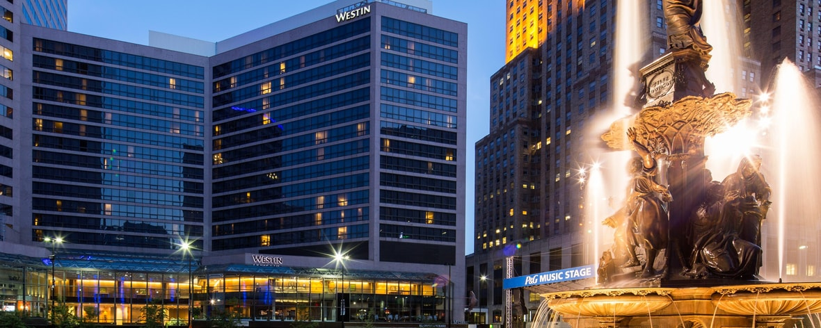 Wellness Hotel in Cincinnati | The Westin Cincinnati