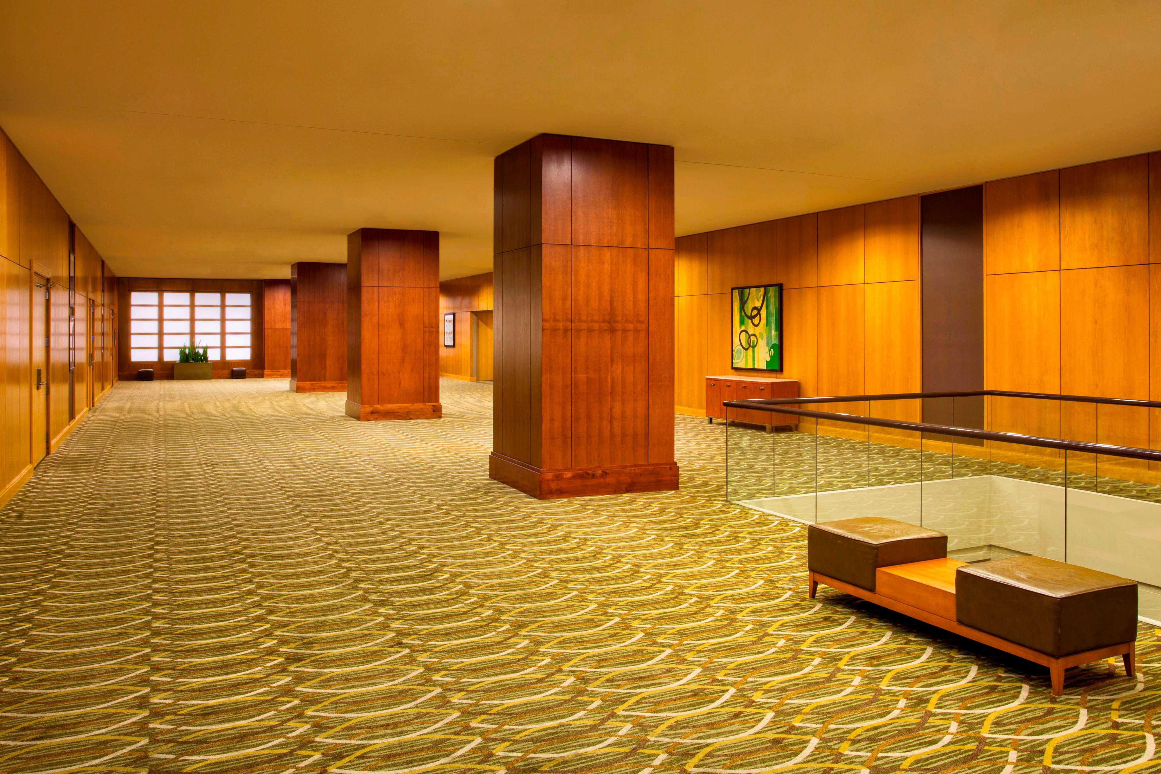 Gibson Foyer