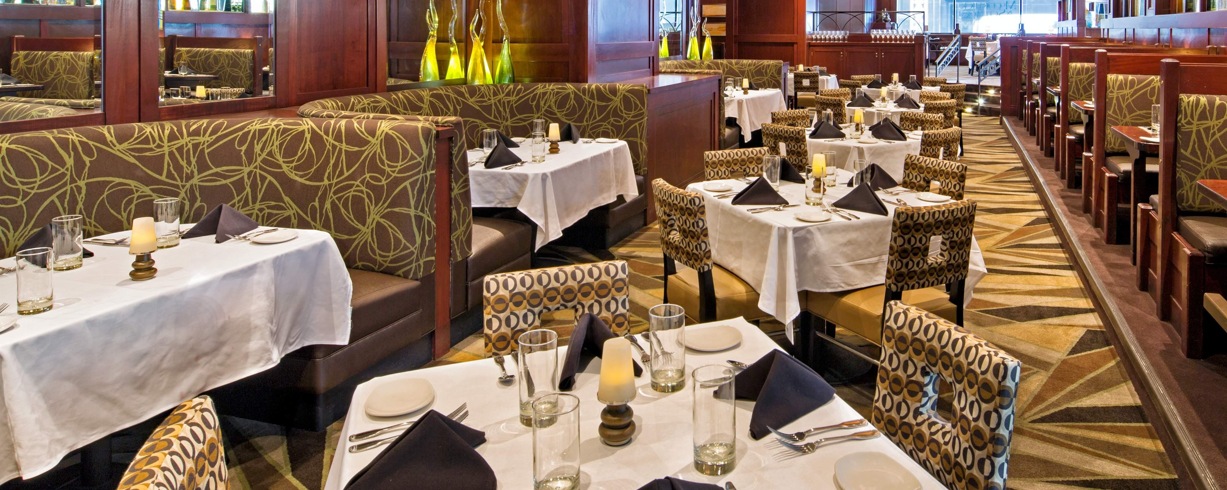 Hotel Dining Restaurants The Westin Cincinnati