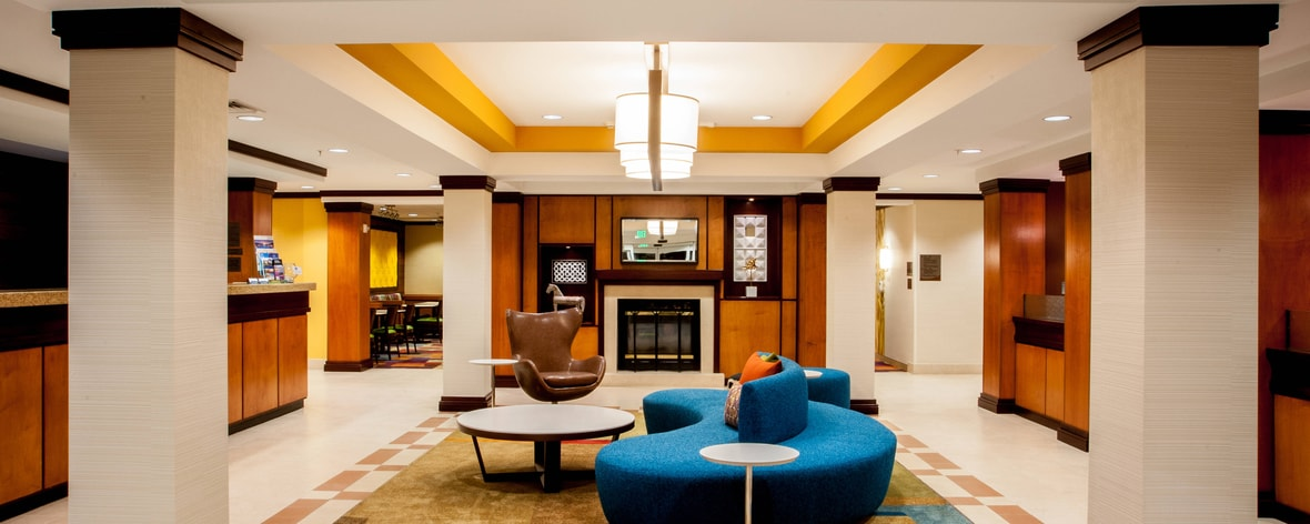 Hotel In Clovis Nm Fairfield Inn Amp Suites Clovis