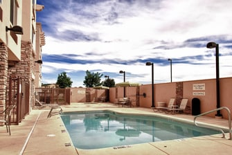 clovis, nm hotel outdoor pool