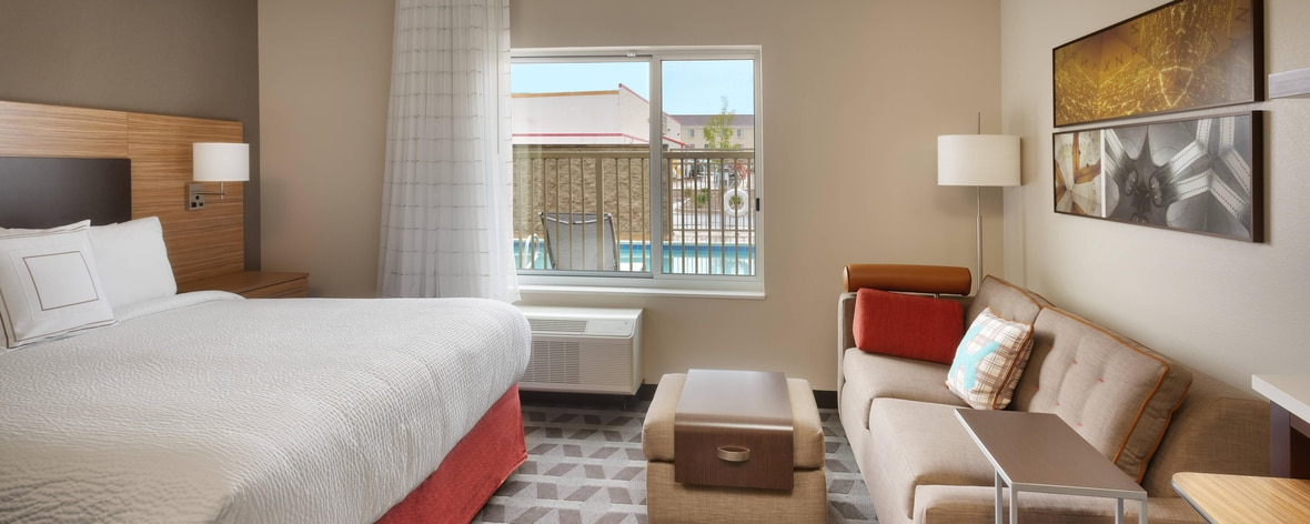 Long-Term Hotel in Clovis | TownePlace Suites Clovis