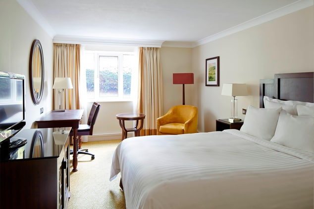 Forest of Arden Hotel Room