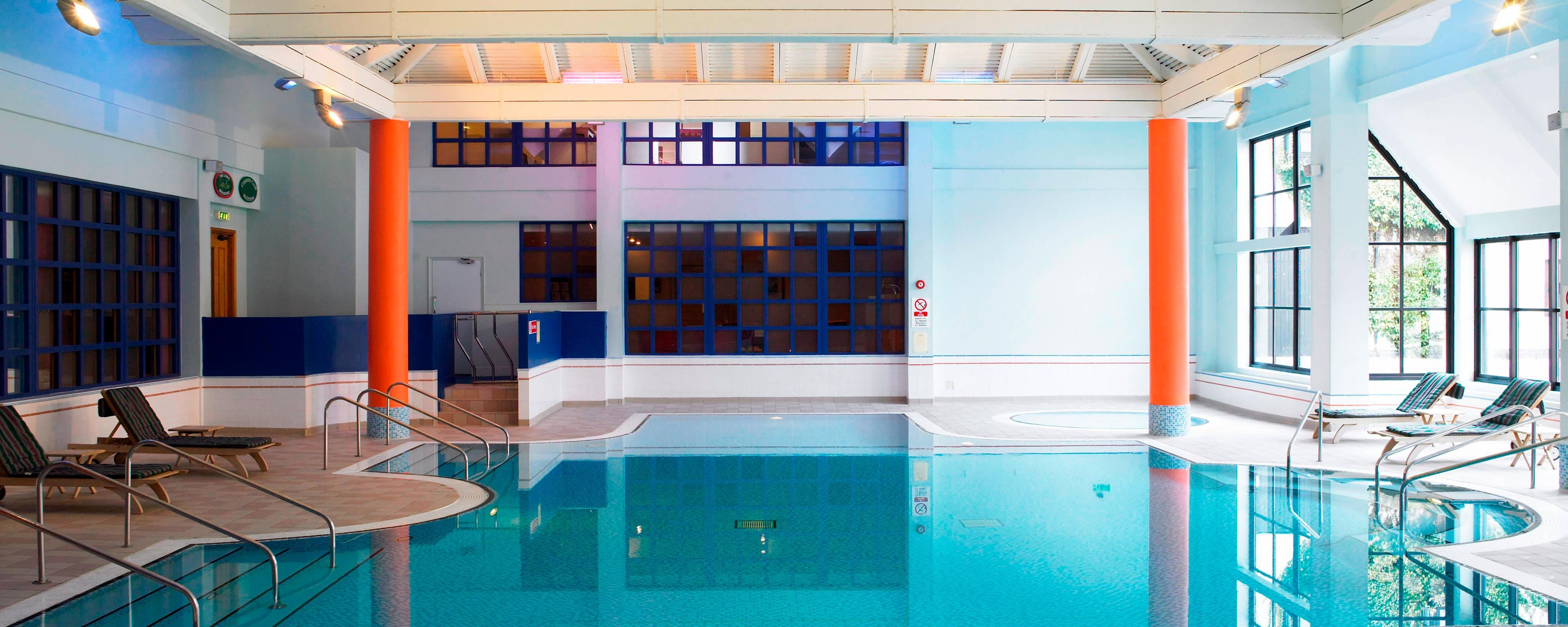 Hotels With Pools Midlands