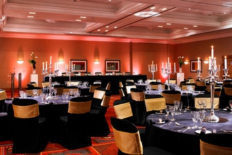 Cardiff Banqueting Hotel Meeting Room