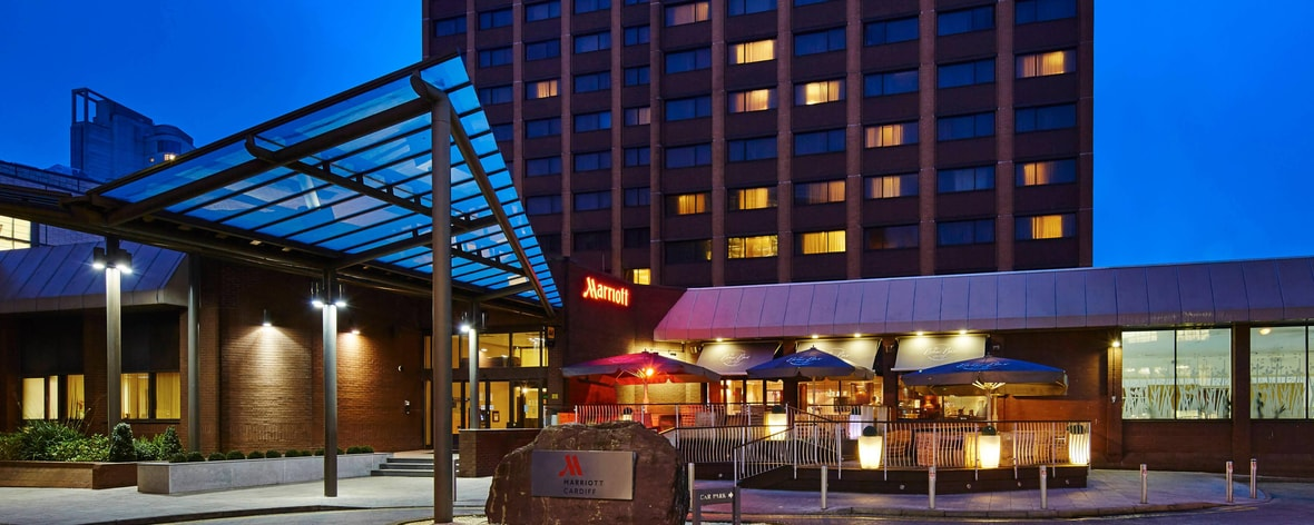 Hotel in Cardiff, Wales City Centre | Cardiff Marriott Hotel