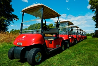 St Pierre Golf Buggies