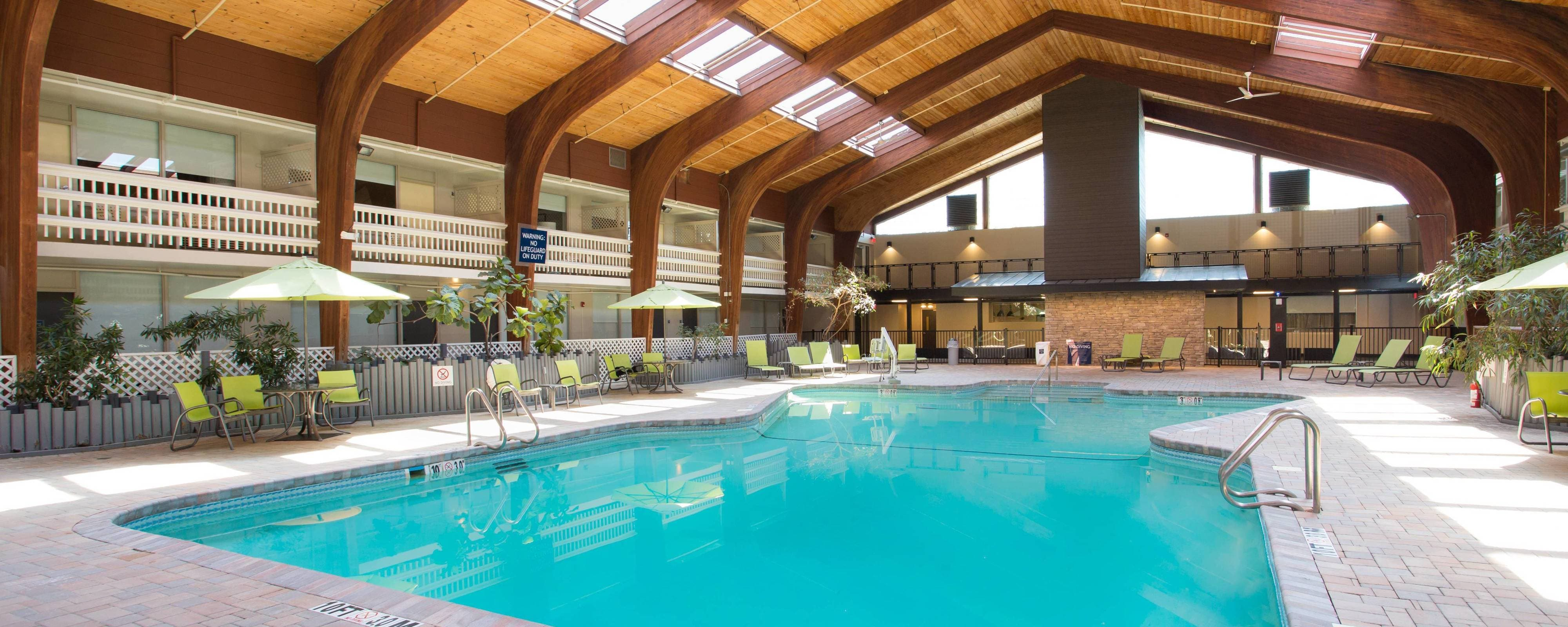 Hotel Gym & Recreation | Four Points by Sheraton Eastham