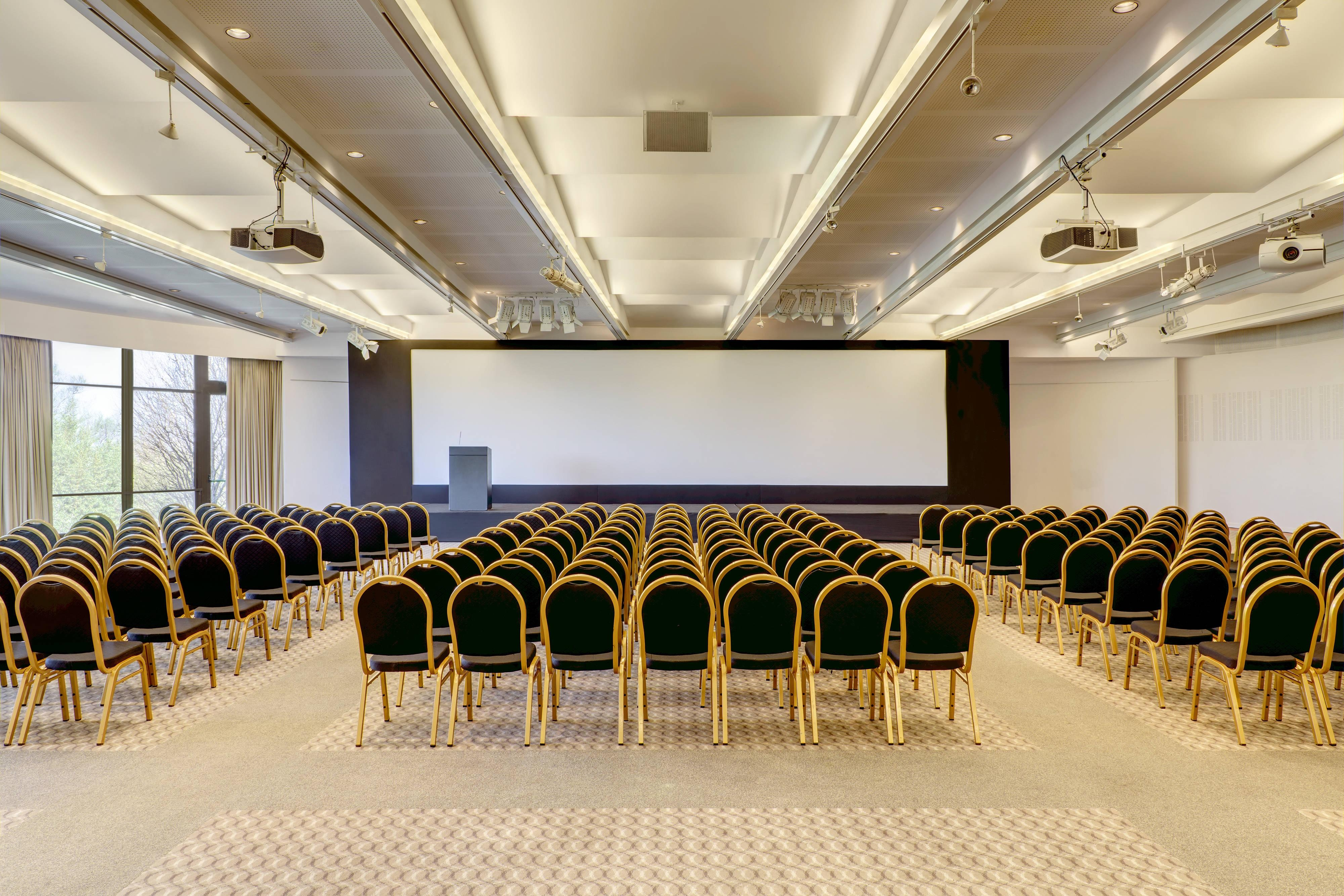 Sala de reuniones Cevallos. Auditorio