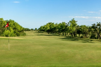 Golfe - Fairway e green