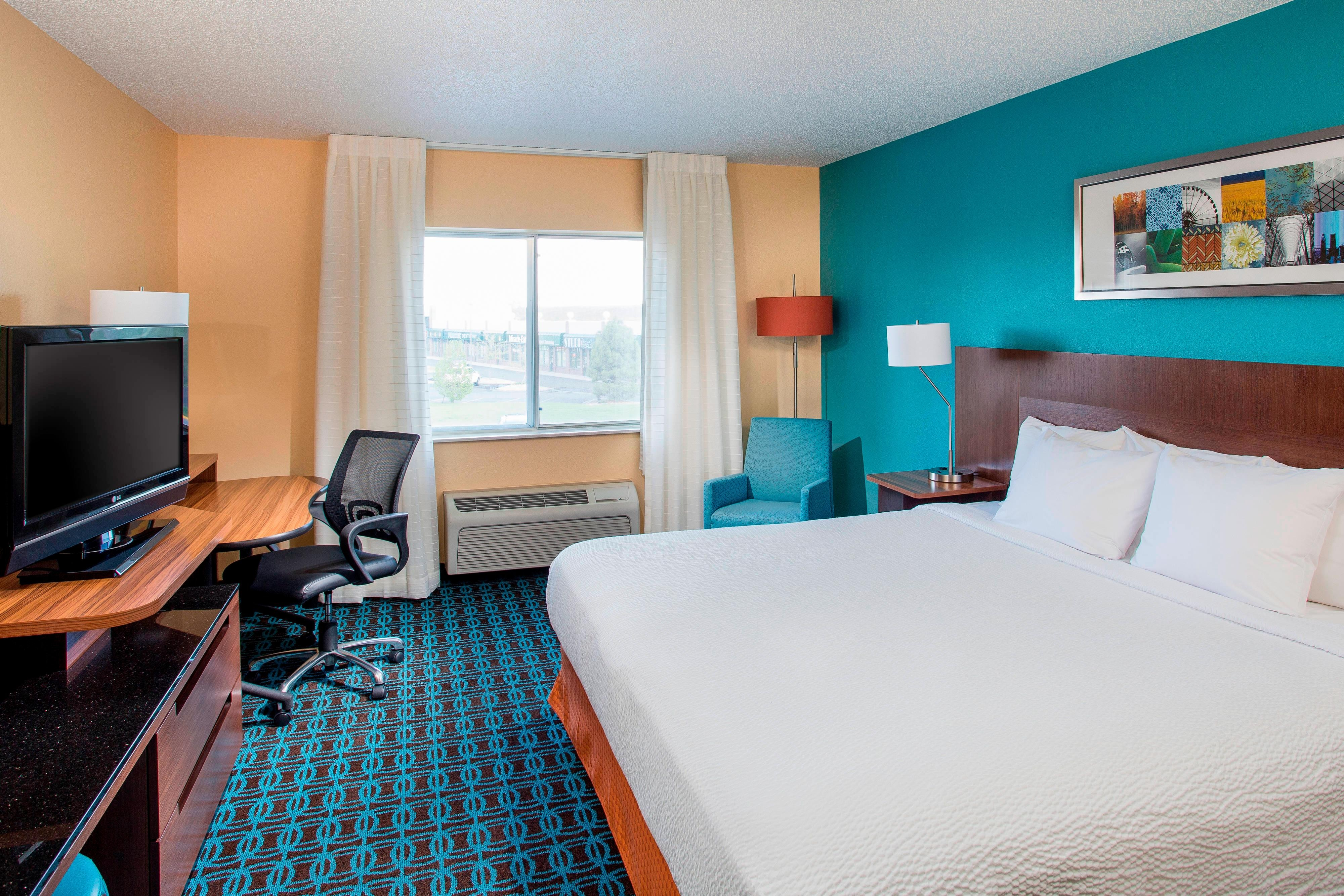 Guest room Hotels in Cheyenne WY