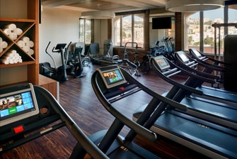 Marriott Constantine Fitness Center